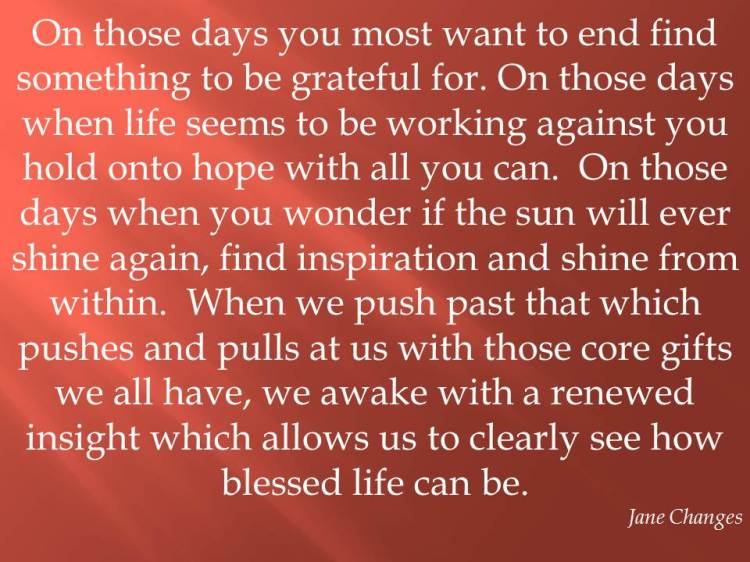 blessed jane